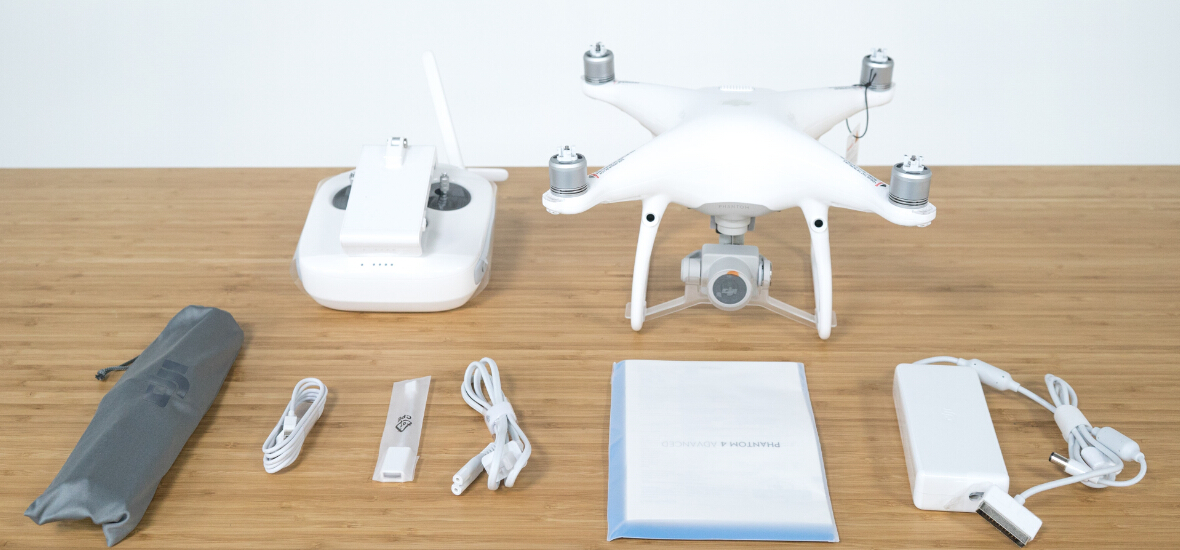 Dji Phantom 4 >> Phantom 4 Advanced Unboxing First Look