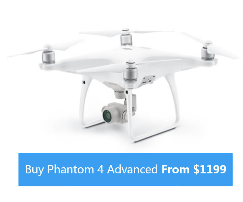 Buy Phantom 4 Advanced from $1199