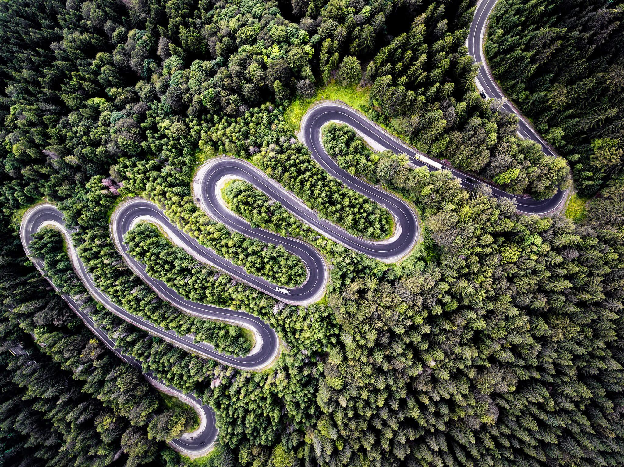 Road Romania