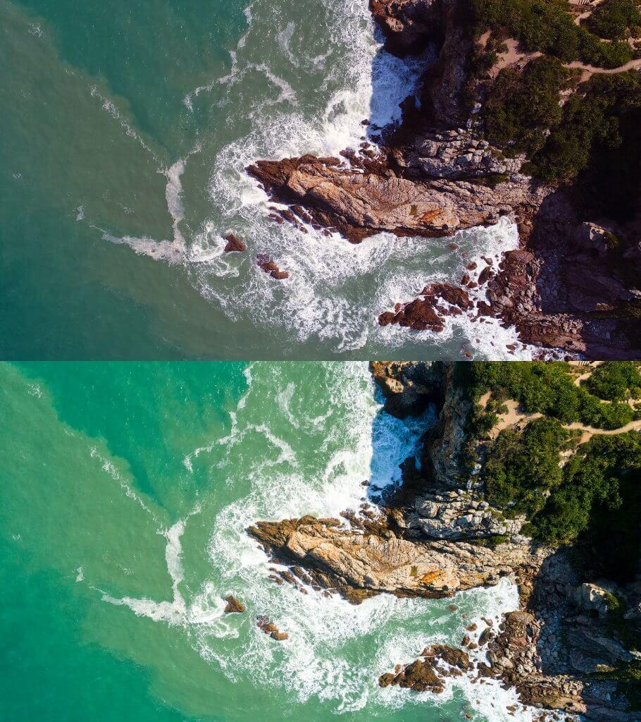 JPEG VS RAW comparison 2