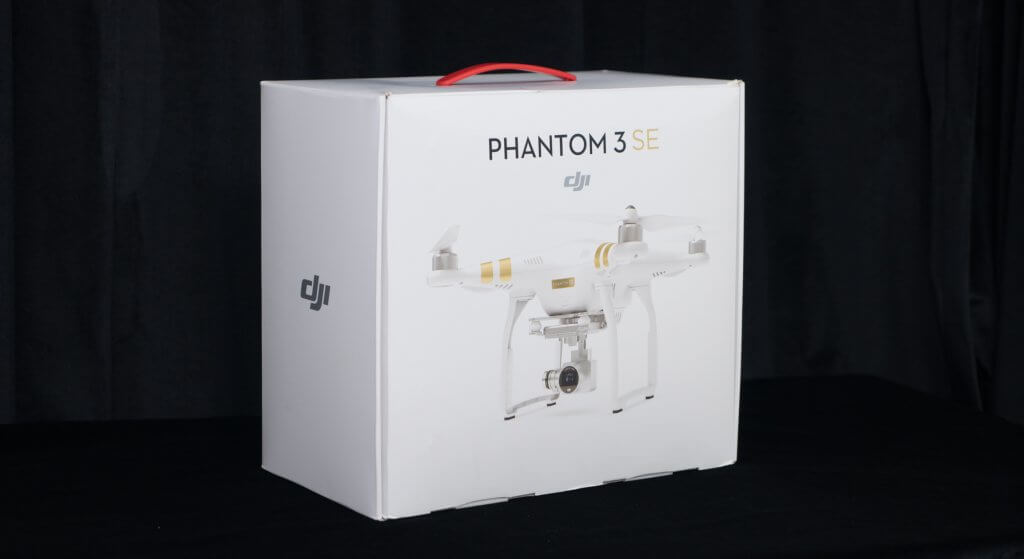DJI Phantom 3 SE Unboxing: Featuring a