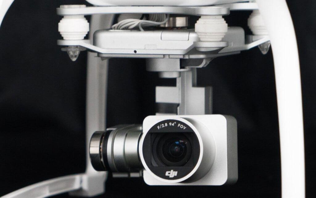 Phantom 3 SE Unboxing Camera