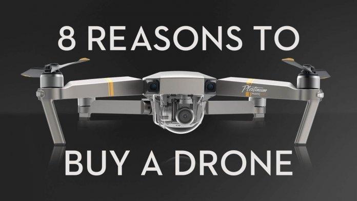 lí do để mua flycam