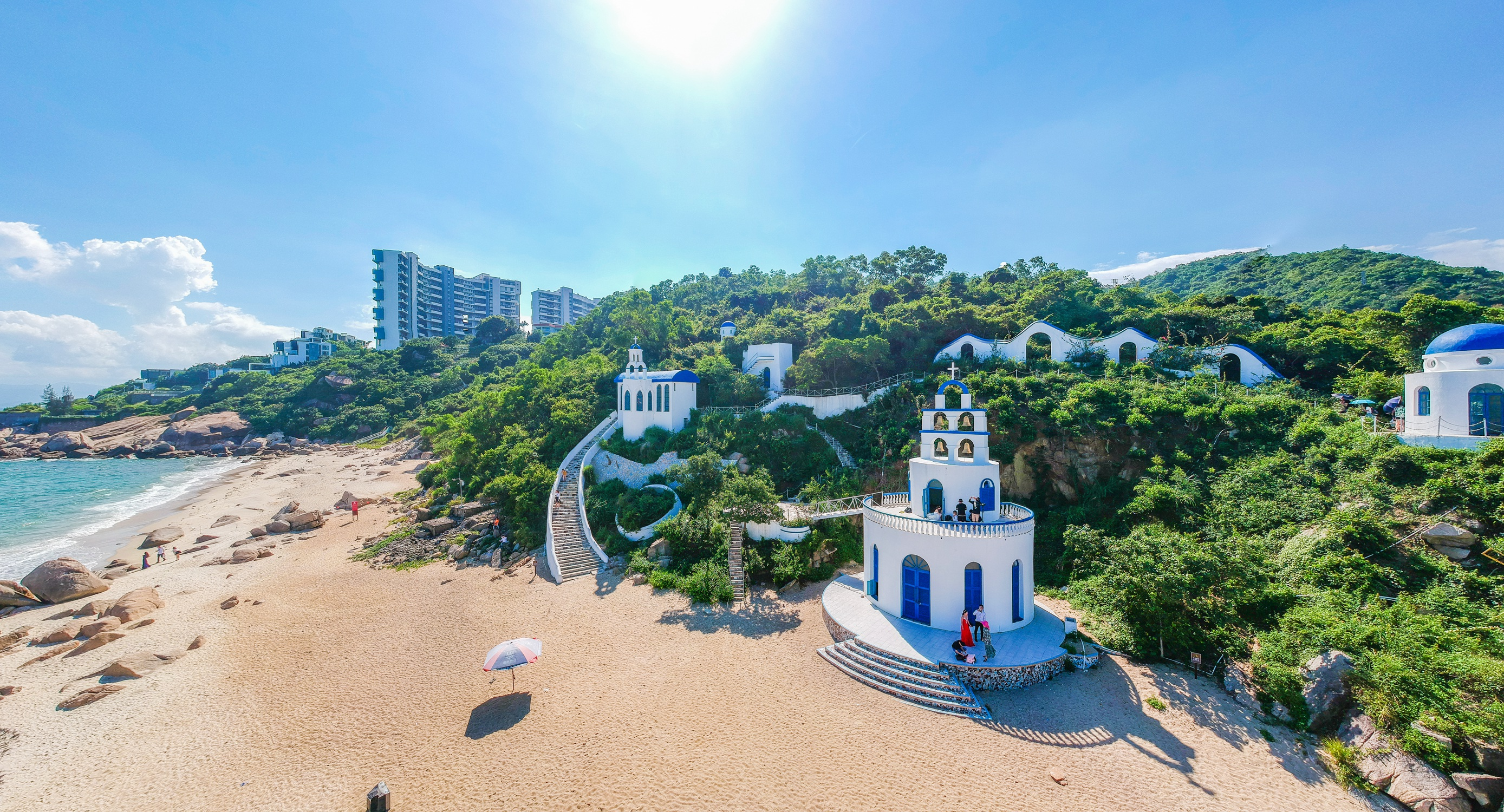 Spark Pano Beach