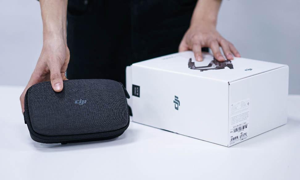 2980893e5b1 Mavic Air: Unboxing & First Look