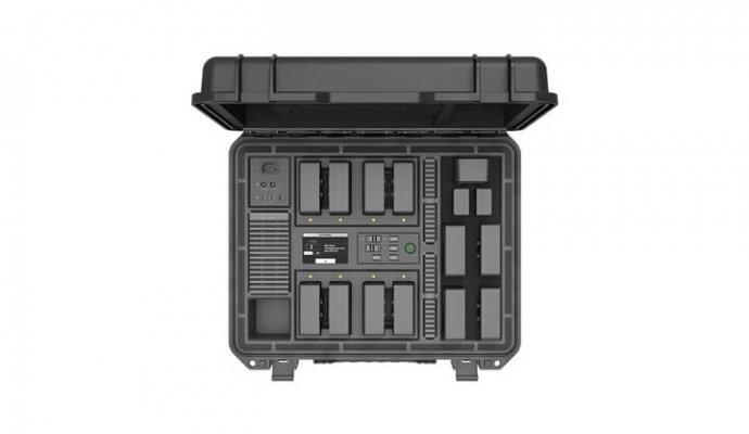 DJI inspire accessories Battery Station-690x400