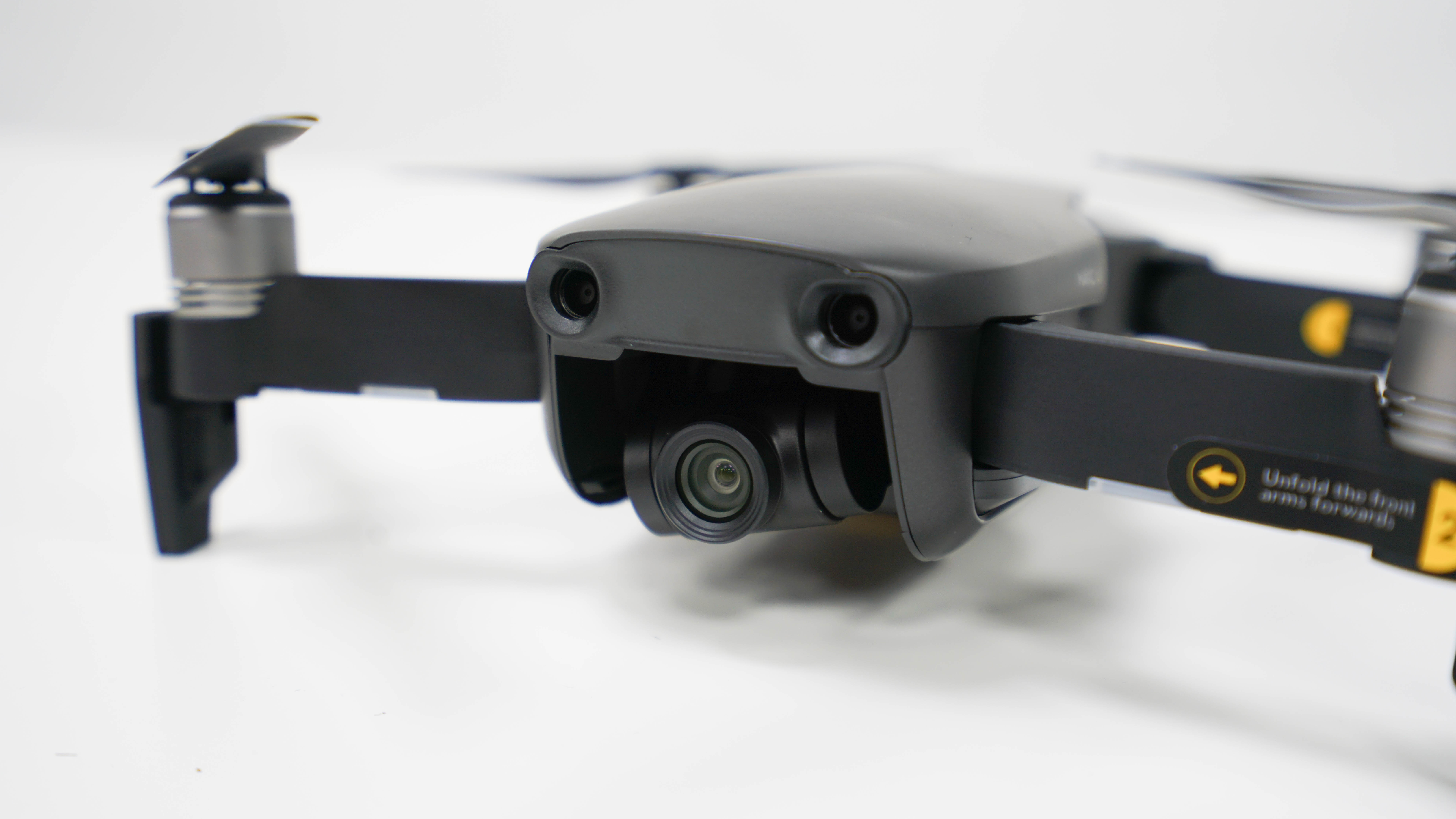 Mavic Air camera