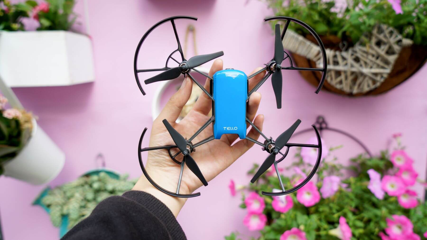 What Makes Tello the Most Fun Drone Ever - DJI Guides