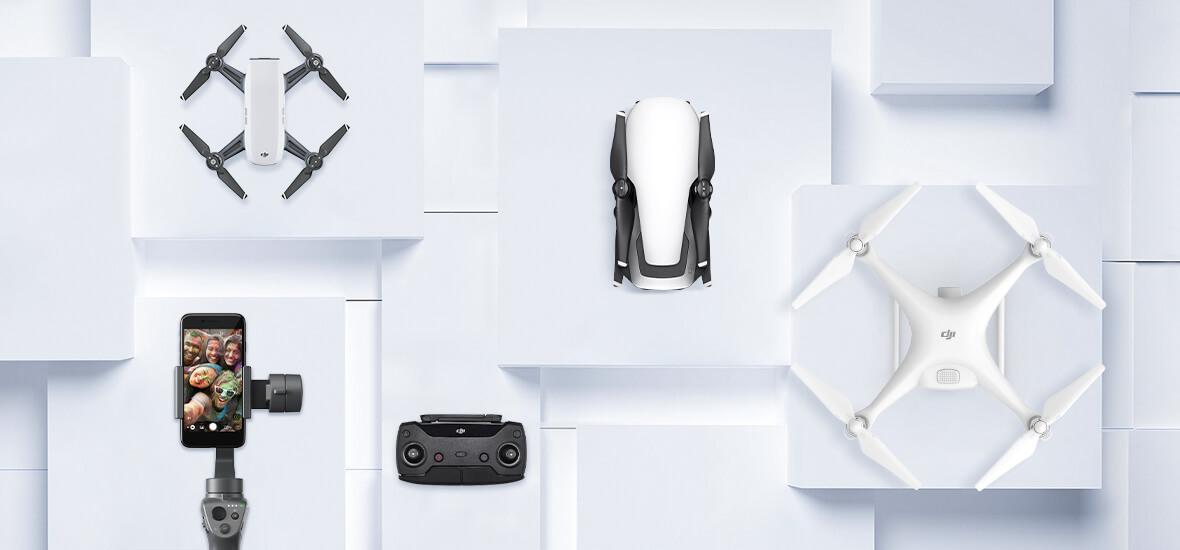 Buy the Best Drone for You - DJI Guides