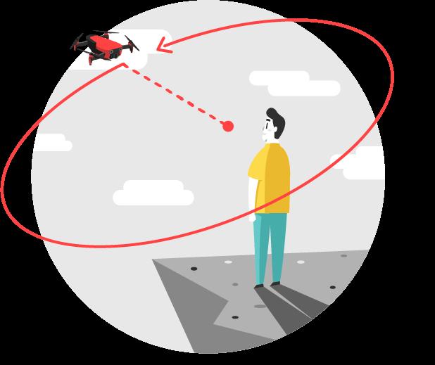 Kinh nghiệm đi du lịch với flycam Mavic Air
