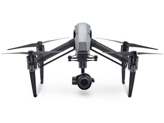 Follow me drone - DJI Inspire 2