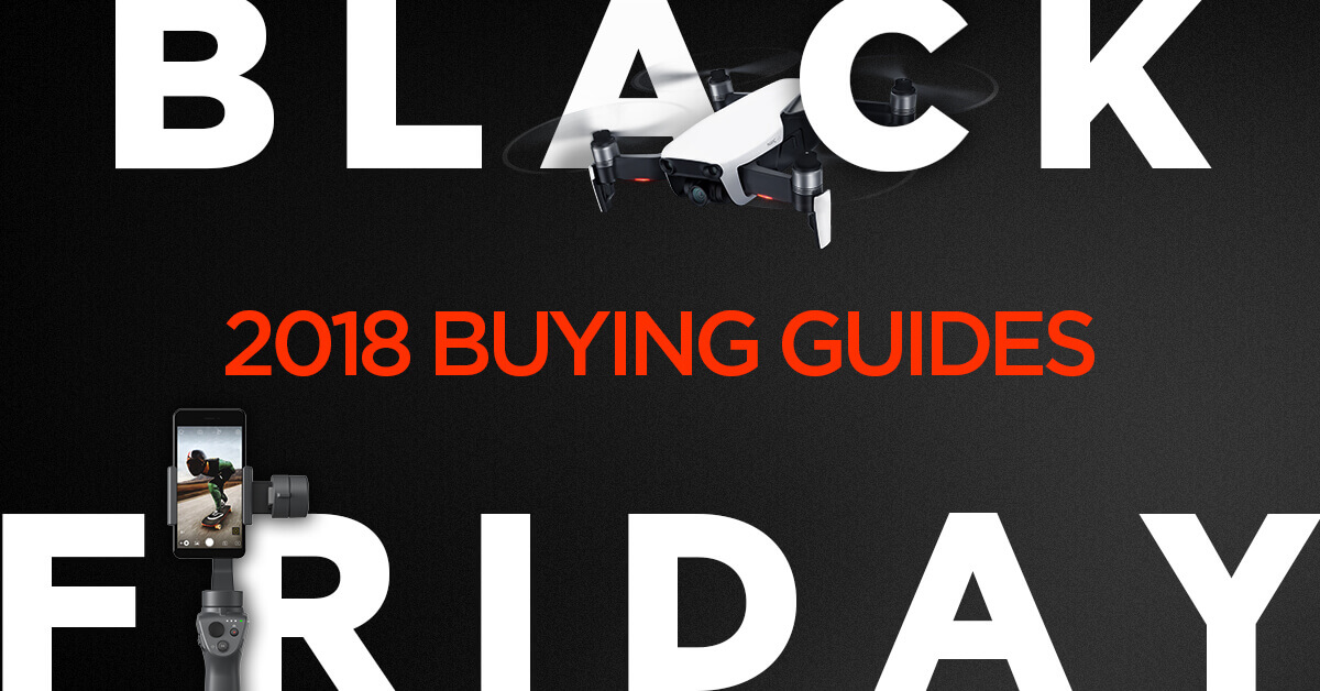DJI black friday shopping tips