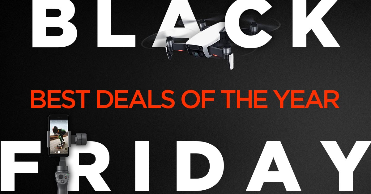 8a143ae23f8 DJI Black Friday Deals 2018: The Complete Guide - DJI Guides