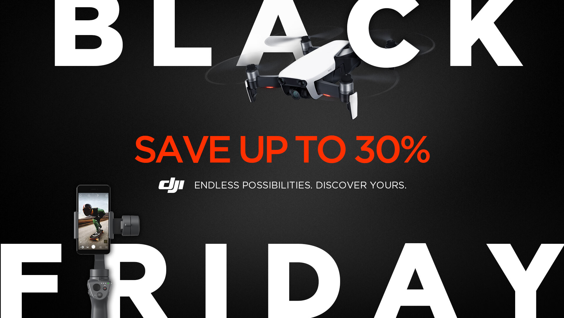 dji black friday deals 2018 the complete guide dji guides. Black Bedroom Furniture Sets. Home Design Ideas