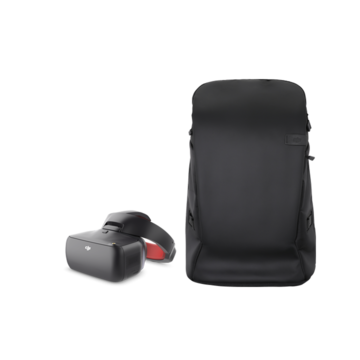 DJI Goggles Racing Edition & Carry More Backpack