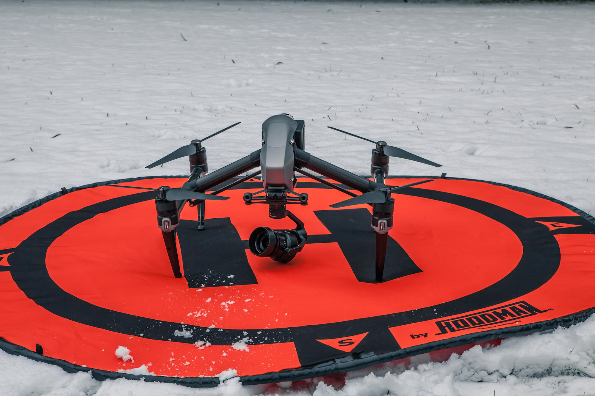 Justen Soule - Photo 3 - Drone Landing Pad