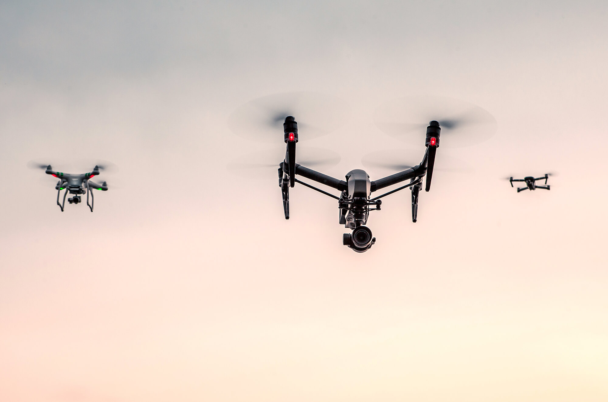 How to Fly a Drone: Beginner's Guide - DJI Guides