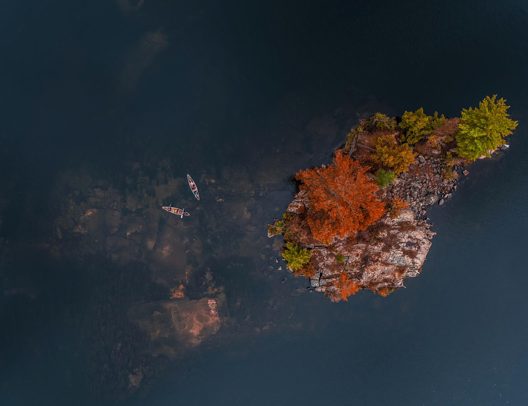JustenSoule - Fall Paddle