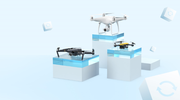 used drones for sale