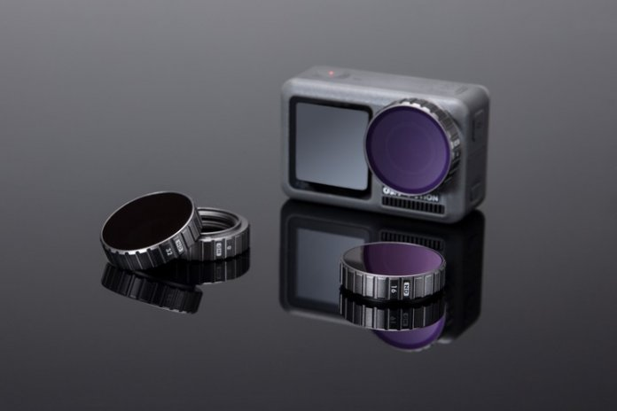 Osmo Action ND Filter Kit