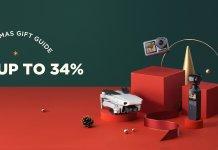 DJI Christmas sale
