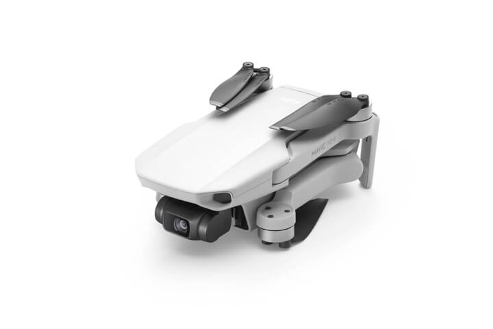 Mavic Mini folded