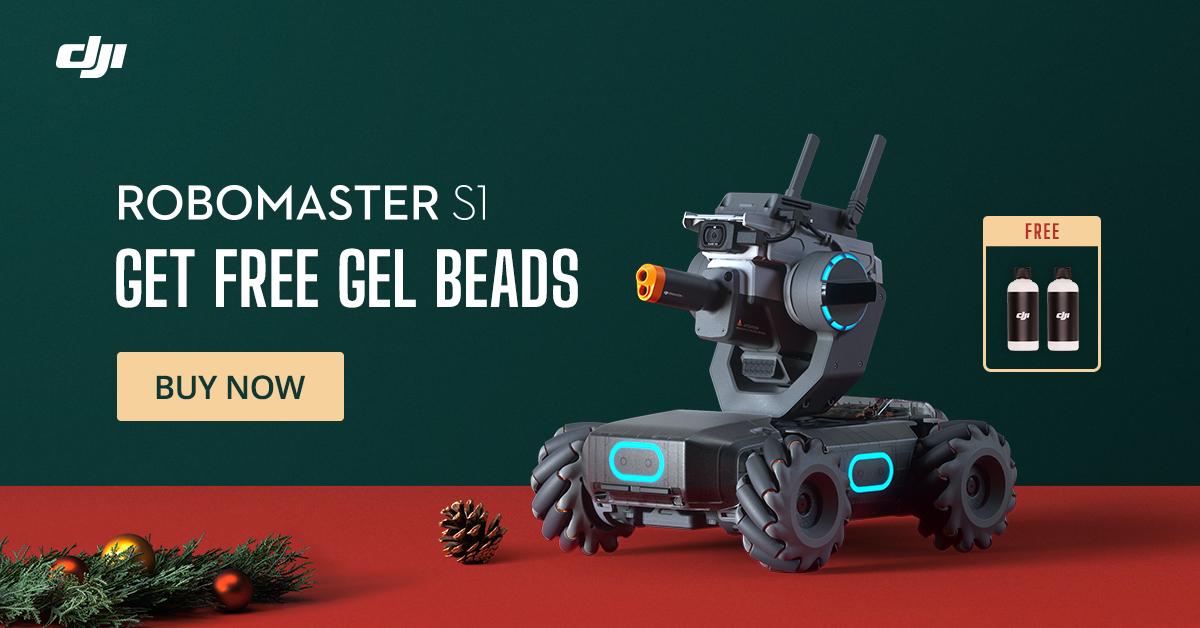 RoboMaster S1 Christmas Sale