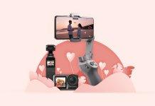 DJI Valentine's Day
