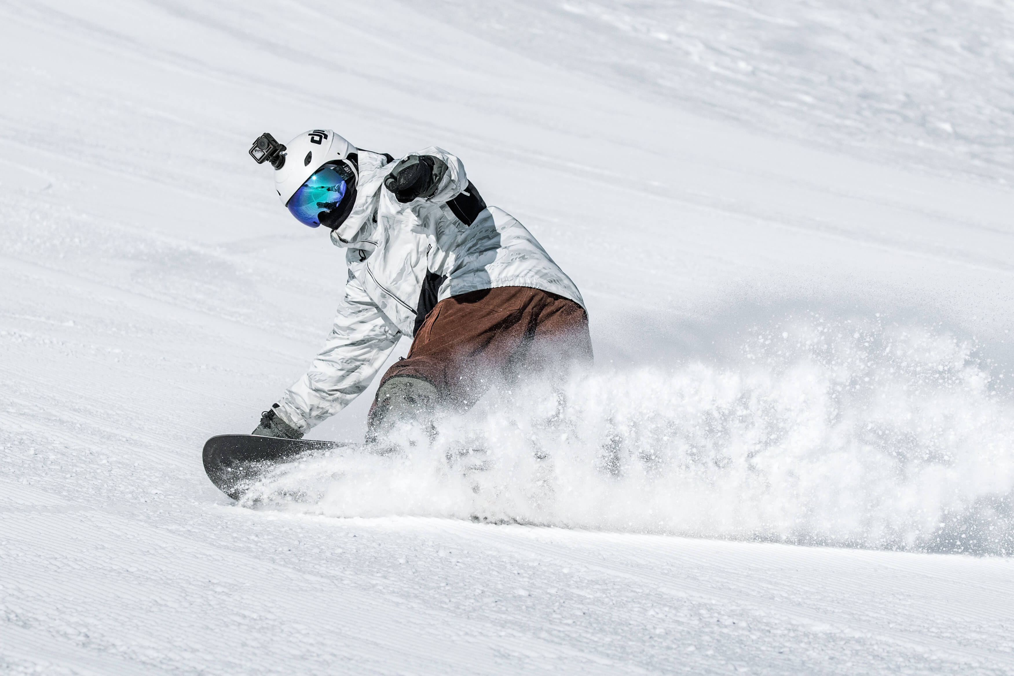 Osmo Action Snowboarding