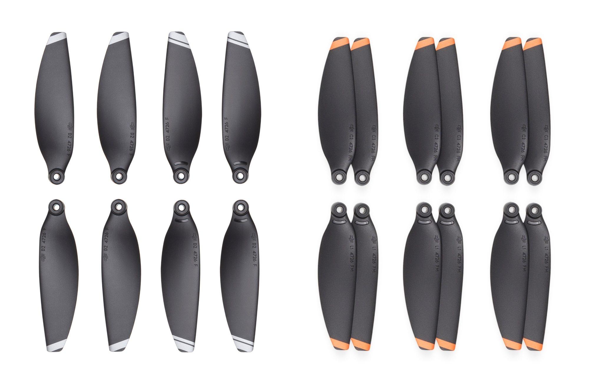 mini drones propellers