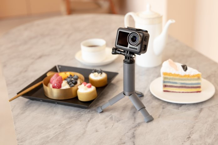 Osmo Action Livestreaming