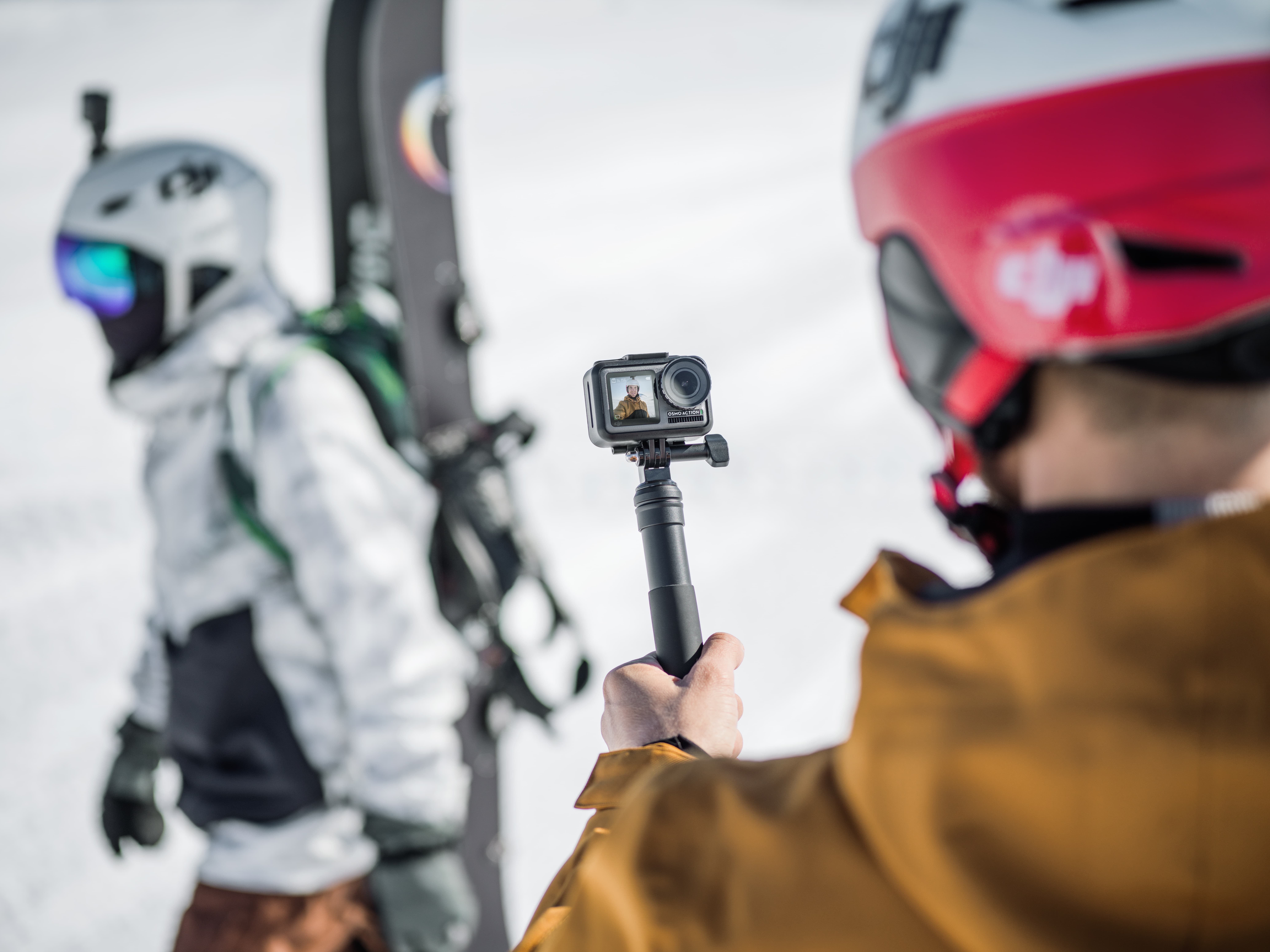 Osmo Action Livestreaming Sports