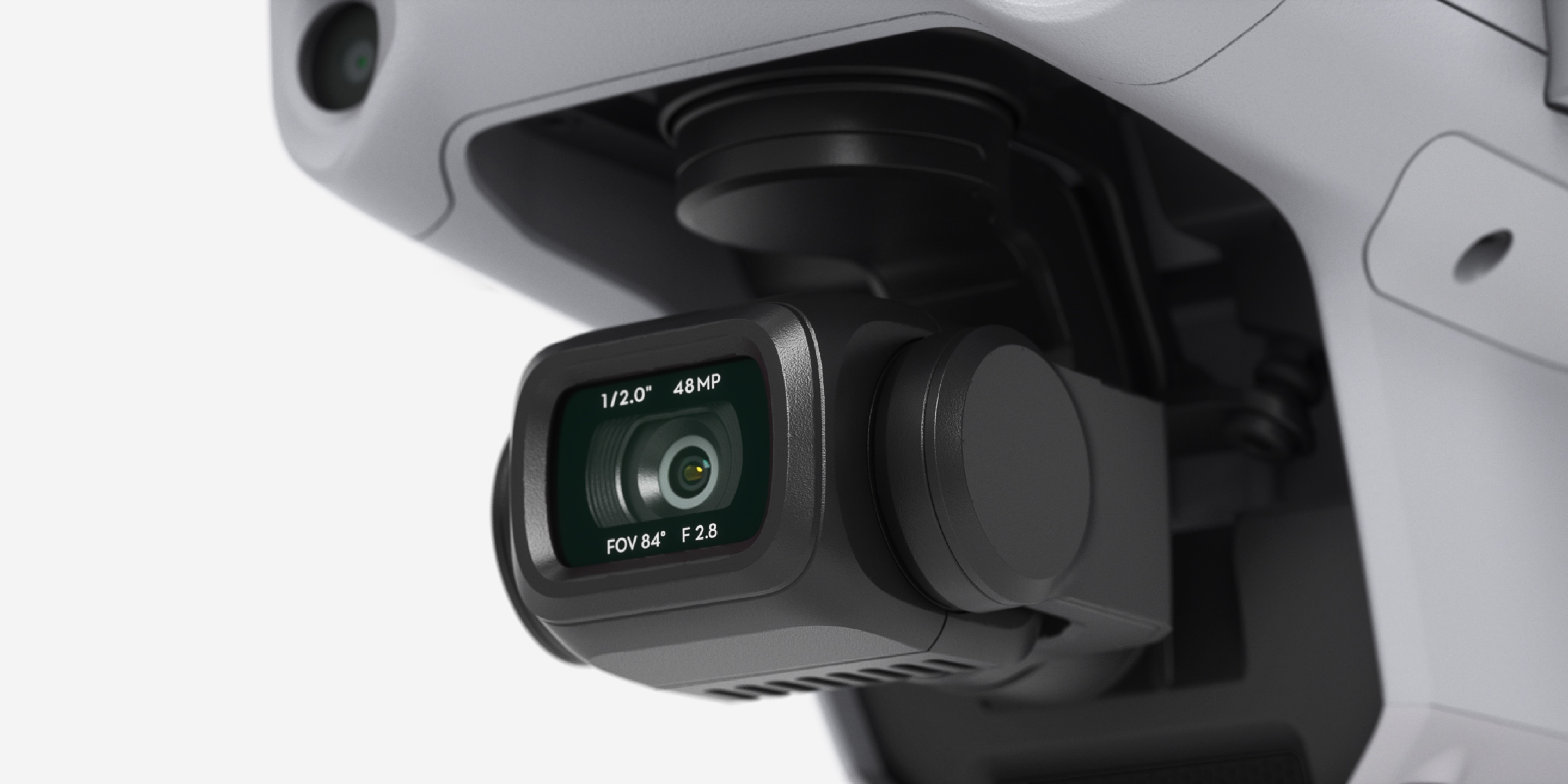 DJI Mavic Air 2 Camera