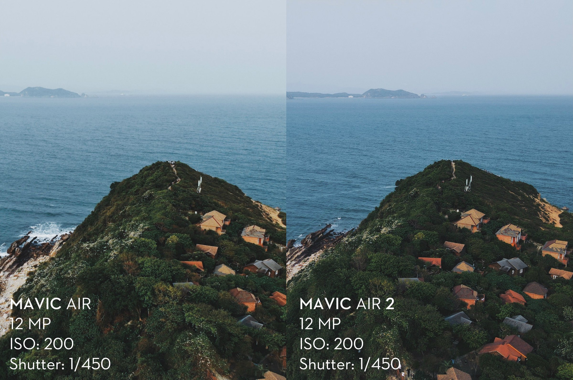 Mavic Air 2 vs Mavic Air