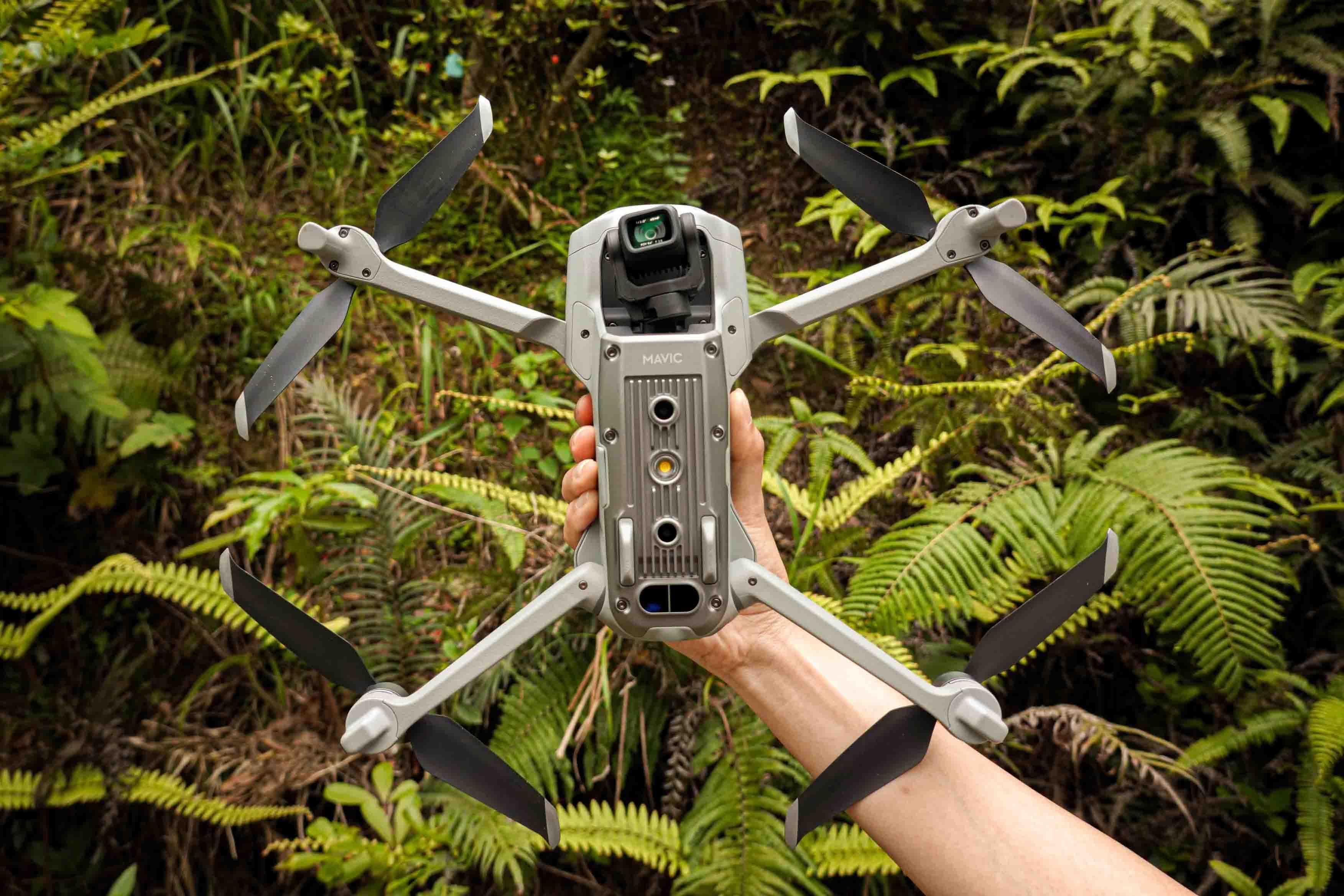 Mavic Air 2 Vision Sensors