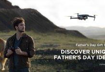 DJI Father's day sale 2400*1200
