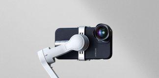 DJI OM 4 lenses