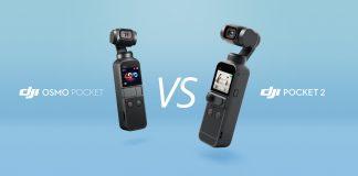 DJI Pocket 2 vs DJI Osmo Pocket