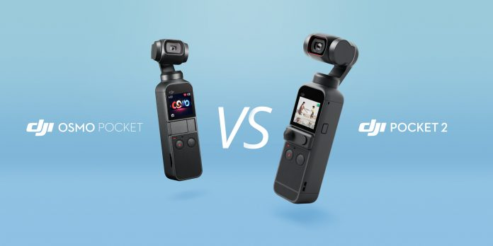 DJI Pocket 2 vs DJI Osmo Pocket