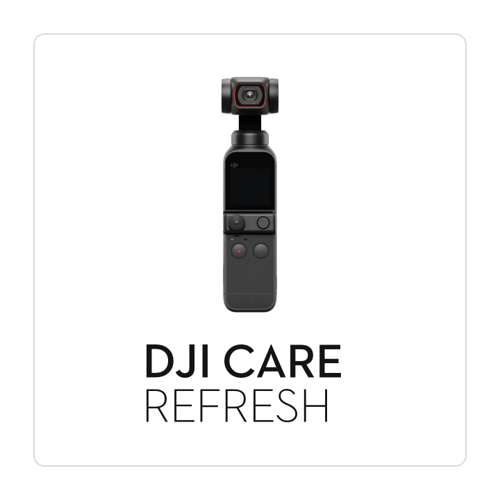 DJI Pocket 2_DJI Care Refresh