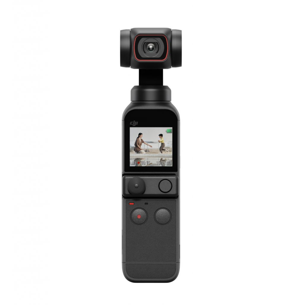 dji pocket 2 youtube camera