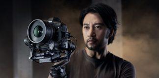 DJI RS 2 camera gimbal