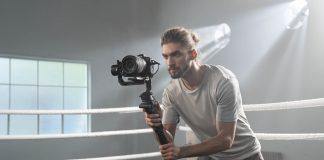 DJI RSC 2 camera gimbal