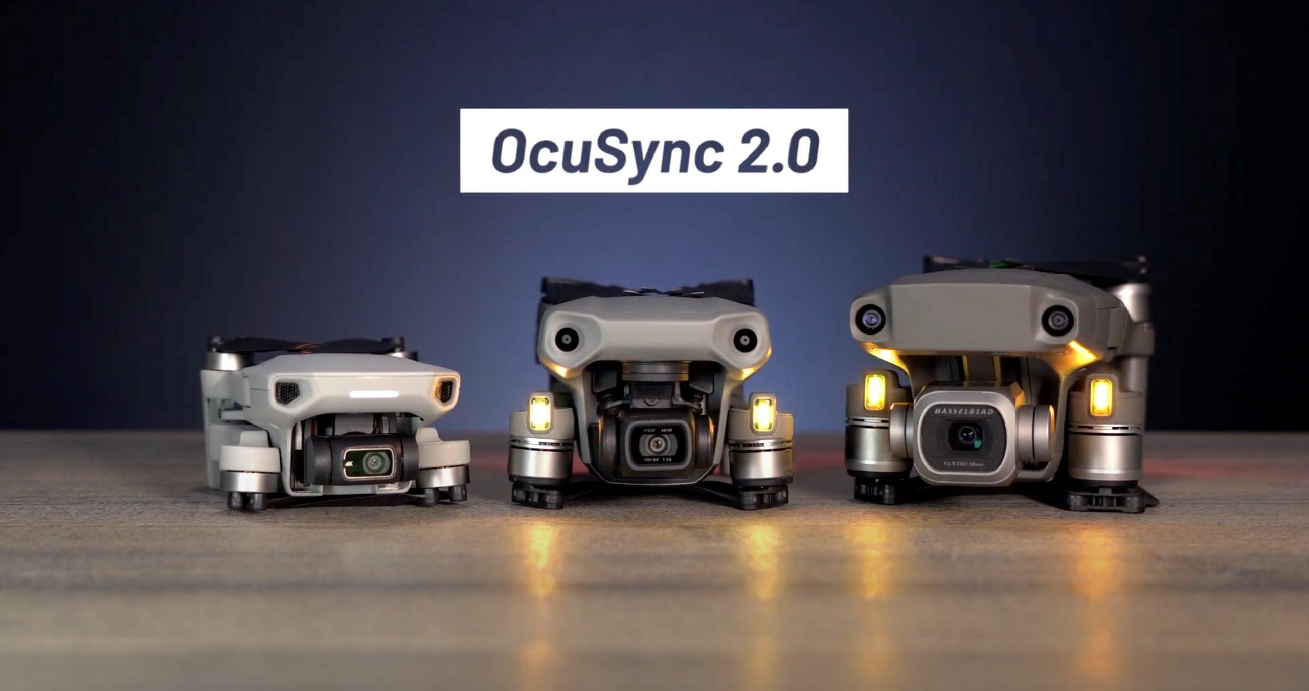 DJI Mini 2 OcuSync 2.0