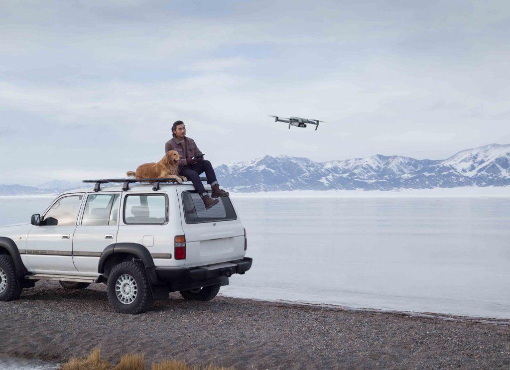 DJI Air 2S drone transmission 2