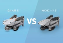 DJI Air 2S vs Mavic Air 2