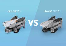 DJI Air 2S vs Mavic Air 2