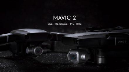 Mavic 2シリーズとMavic Proどこが変わった?