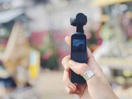 プロによるOsmo Pocket レビュー :石野 千尋氏