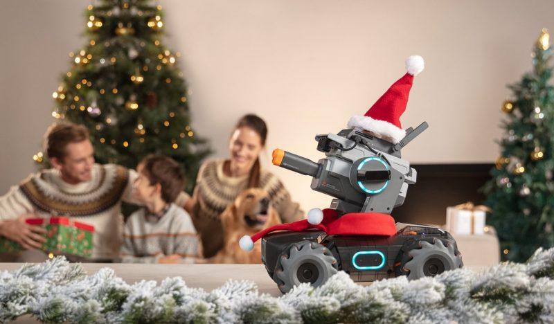 クリスマスプレゼントにぴったりなRoboMaster S1